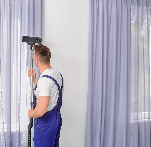 Curtain and Drapery Cleaner in Canberra