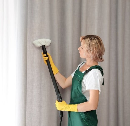 Curtain and Drapery Cleaner in Geelong