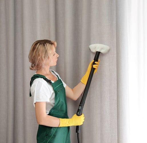 Curtain, Drapery Cleaner in Sunshine Coast